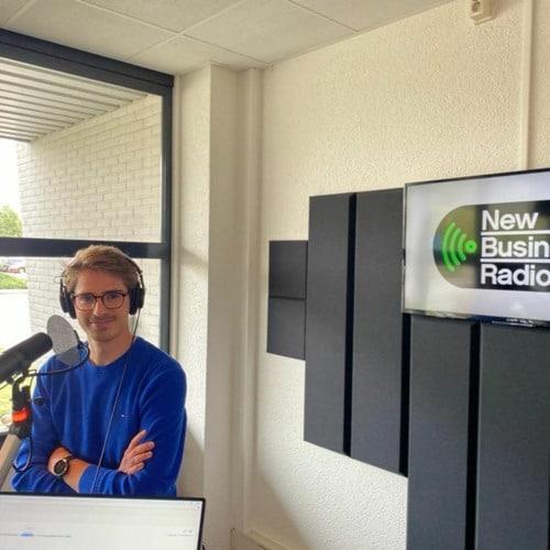 Bas Snippert bij New Business Radio