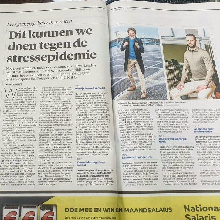 Bas Snippert Algemeen Dagblad